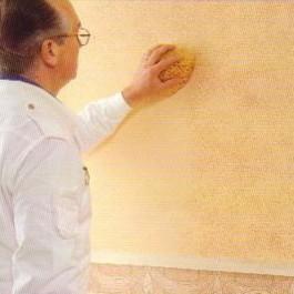 Patent la pose danny decor for Technique de peinture murale a l eponge