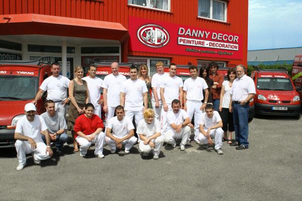 L'équipe danny décor